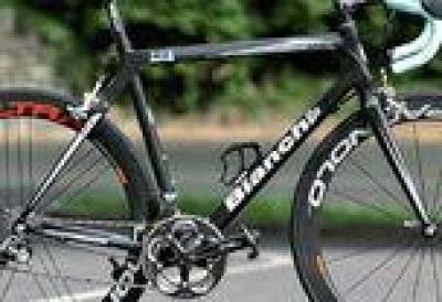 Bianchi 928 carbon sl, dieta carbonio
