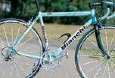 Bianchi XI Ev3 Ullrich replica, il sogno diventa realtà