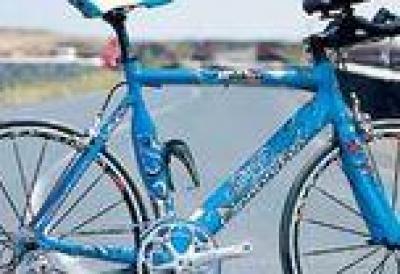 Cannodale Ironman 2000, nuotare, volare, correre