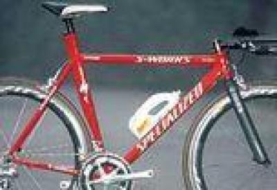 Specialized S-Works E-5, bolide rosso