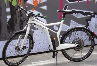 E' Smart l'e-bike del futuro