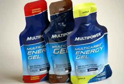 Multipower Carbo energy gel