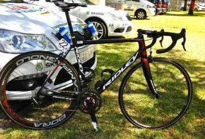 La bici di Adam Hansen