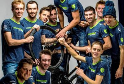 G4 veste il team Cannondale