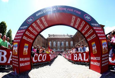 Il logo rosso di Balocco