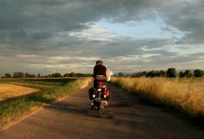 La bici va al cinema!