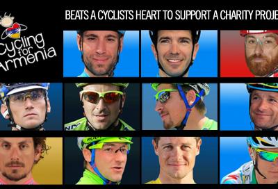 Fsa/Vision a sostegno di Cycling for Armenia