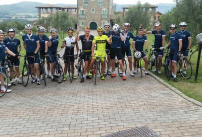 Max Lelli e la Bike Academy