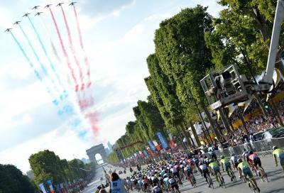 Il Tour de France e i suoi brand iconici