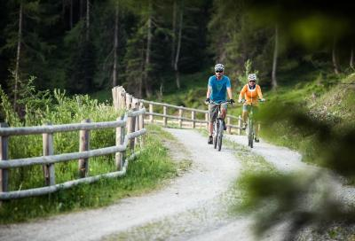 Stubai, divertimento in e-bike