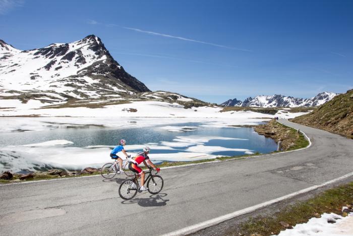 La salita del Gavia - Cyclist magazine Italia