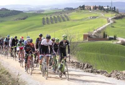 Le Strade Bianche con Cancellara