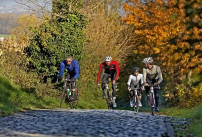 Giro delle Fiandre, tra muri e pavé
