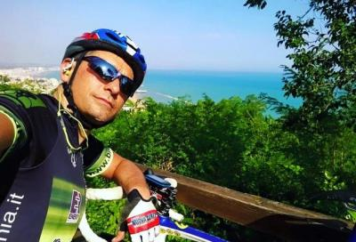Mauro Sanchini, una vita sulle due ruote