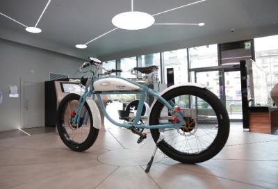La bici con Samsung diventa Smart