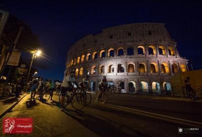 Campagnolo Roma, la Granfondo eterna