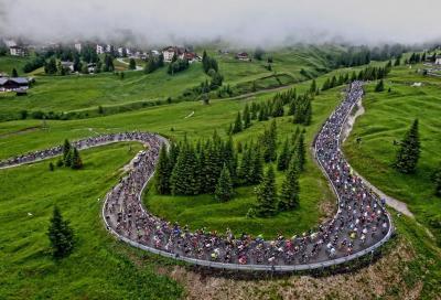 Maratona dles Dolomites, patrimonio dell'Umanità
