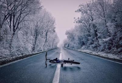 Come affrontare il freddo in bici