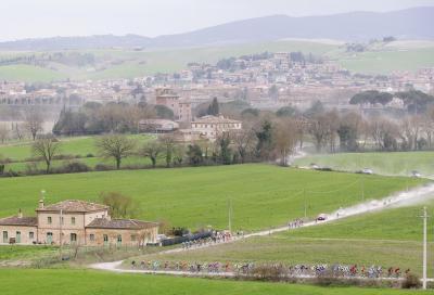 Strade Bianche: le Crete Senesi e il grande ciclismo