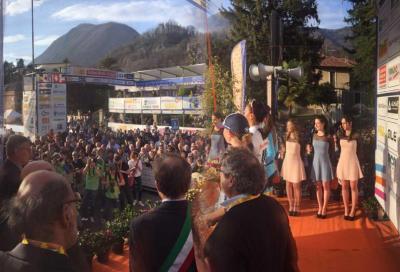 Trofeo Binda, sorprendente Coryn Rivera