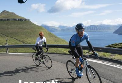 Cyclist numero 22