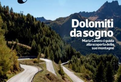 Pedalare sulle Dolomiti con Maria Canins