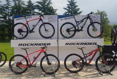 B'twin evolve in Rockrider