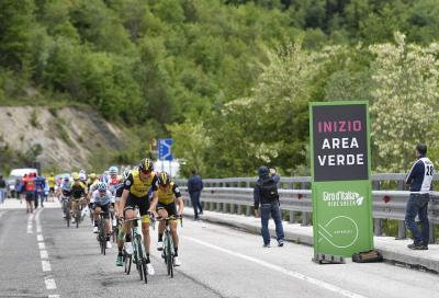 Giro d'Italia, è stata l'edizione più green