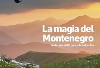 La magia della montagna nera