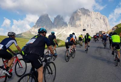 Maratona Dles Dolomites, la festa e le novità