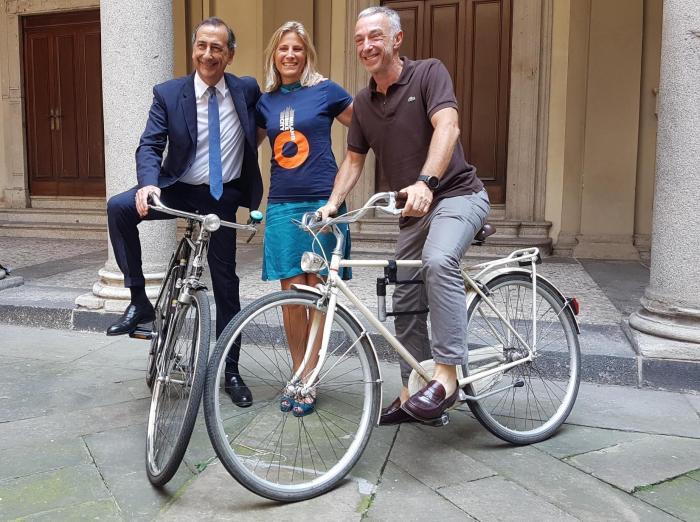 Milano diventa Bike City