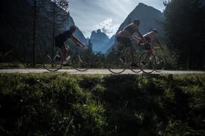 Alle origini del ciclismo con L'Eroica Dolomiti