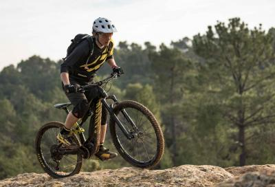 Spectral:ON, la prima e-mtb di Canyon