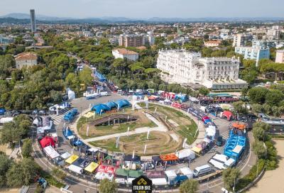 Italian Bike Festival, buona la prima