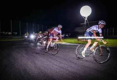 In pista a Monza sui pedali per una 12 ore da sogno