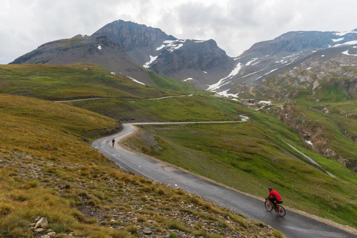 20K Ultratrail, a ciclo continuo