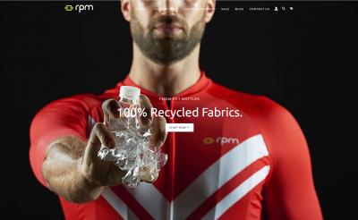 Ciclismo e rispetto dell'ambiente. Da Dr Pad il fondello da fibre riciclate