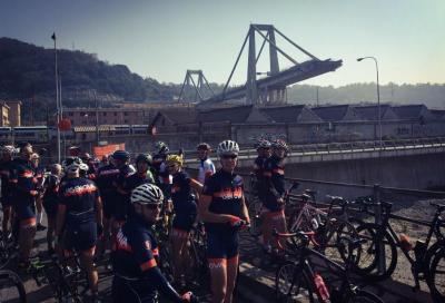 Dalla bici alla tavola, insieme per Genova