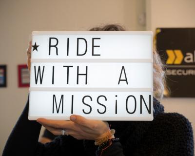 Ride with a mission, in sella per il Senegal