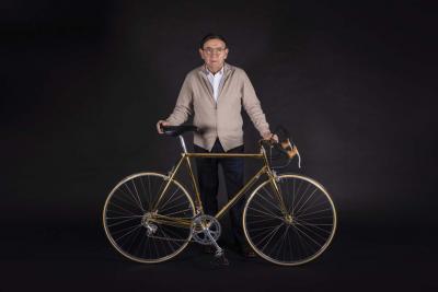 Colnago 87, la bici d'oro