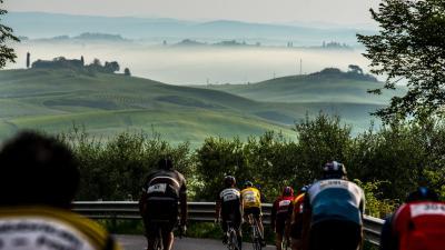 In bici nel Montalcino, nasce il percorso Permanente di Eroica