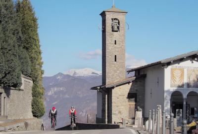 Il Ghisallo, patrimonio dell'umanità a pedali