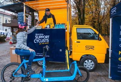 Segui il Van di Selle Royal e approfitta del bike check e del caffè gratuito