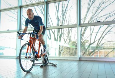 The Bicycle Rise: le prime settimane di allenamento con MyCycling di Technogym