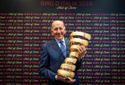 Giro d'Italia: Adorni nella Hall of Fame