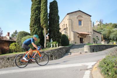 The Bicycle Rise: in sella a Cinelli Veltrix Caliper
