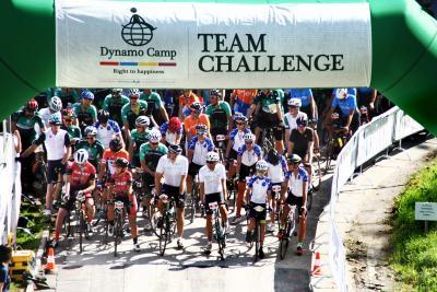 Dynamo Team Challenge: torna la sfida solidale