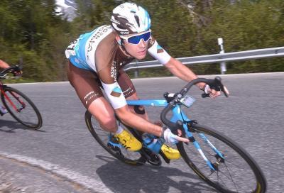 Bollé al Giro con il team UCI AG2R La Mondiale