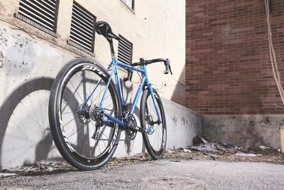 Shamrock Cycles e la sua gravel da 54 trifogli