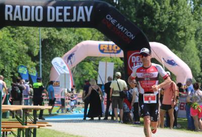 Dal Tour al triathlon: l'esordio di Pozzato a Milano